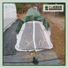 ProKROB Μικροτούνελ με δίχτυ σκίασης και εγκατεστημένο διανομέα νερού