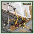 ProKROB Διανομέας νερού άρδευση διαφυλλικά και από το έδαφος